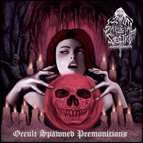 SKELETAL SPECTRE - Occult Spawned Premonitions CD
