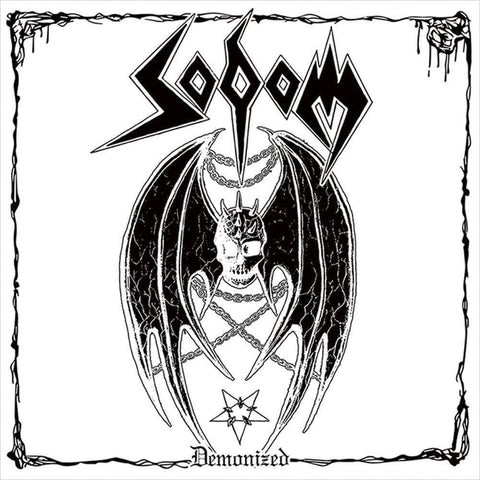 SODOM - Demonized CD