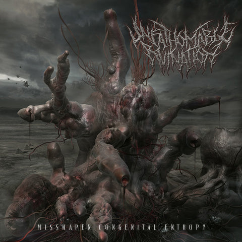 UNFATHOMABLE RUINATION - Misshapen Congenital Entropy CD