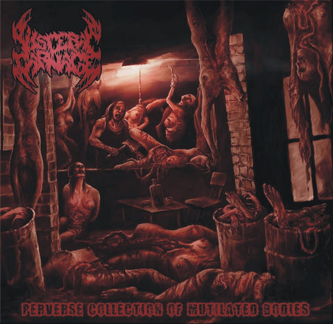 VISCERAL CARNAGE - Gut ripping Orgy CD