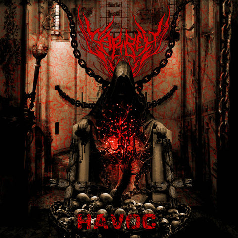 WARBELL - Havoc CD
