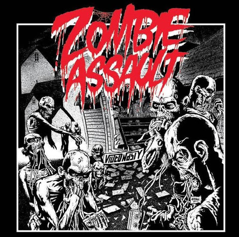 ZOMBIE ASSAULT - Video Nasty CD