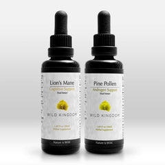 Lion's Mane Extract and Pine Pollen