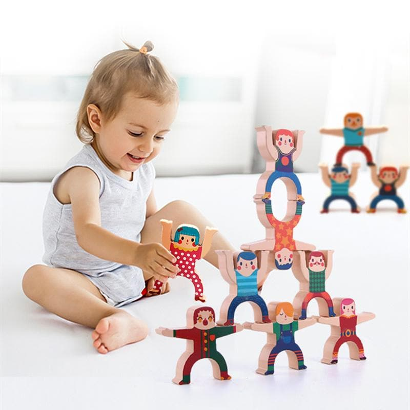 Hercules Stacking Blocks
