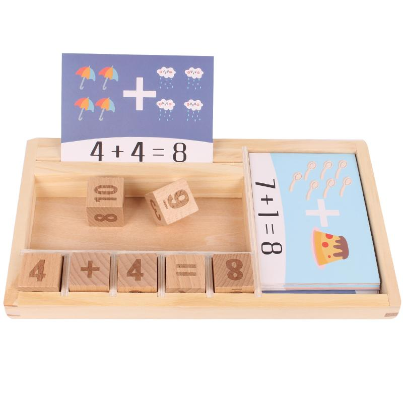 Counting & Math Toy Box