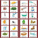 Load image into Gallery viewer, Educational ABC Blocks Toy: Wooden Alphabet Learning