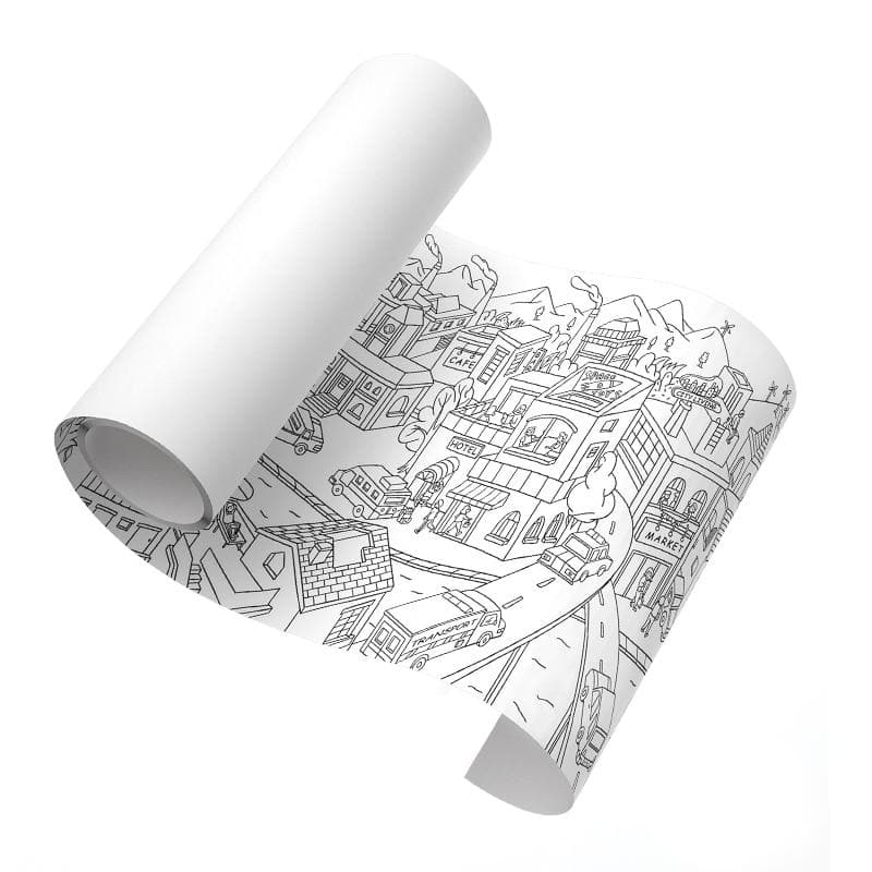 Giant 10m Coloring Roll