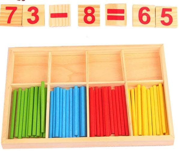 IQ Math Toy Box