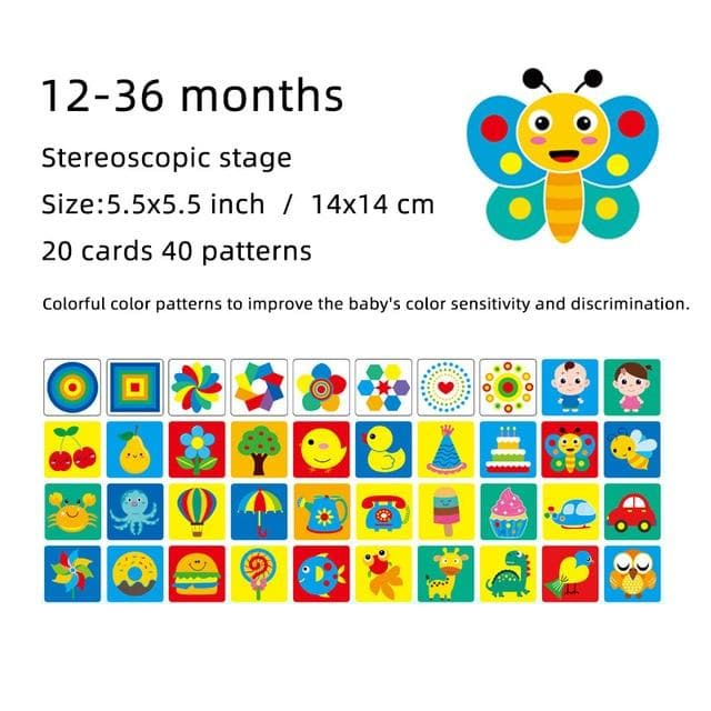 Cognitive Stimulation Cards