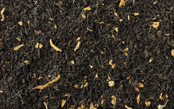 Blood Orange Flavored Black Tea 4 oz