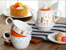 Load image into Gallery viewer, Children's Stacking Tea Set