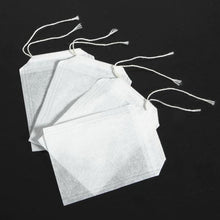 Load image into Gallery viewer, 100Pcs Fillable Tea Bags