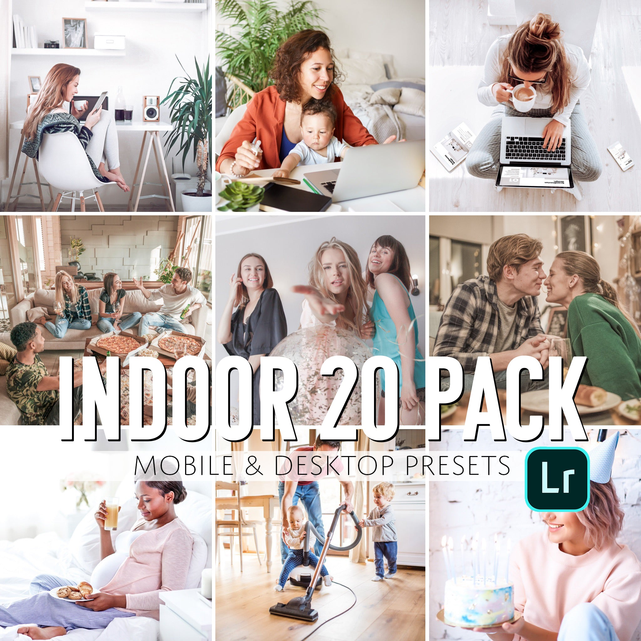 20 Pack Indoor Presets