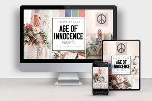 Age of Innocence Presets
