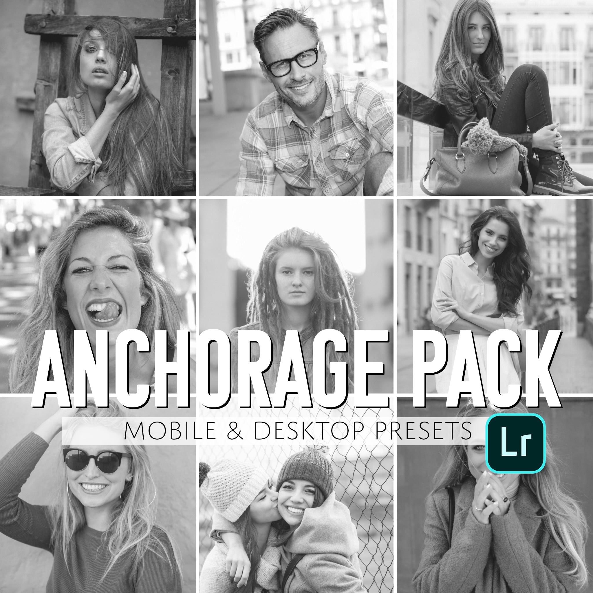 Anchorage Mobile & Desktop Presets