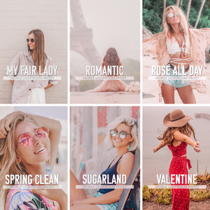 Dreamy Preset Collection