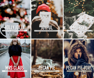 Holiday Preset Collection