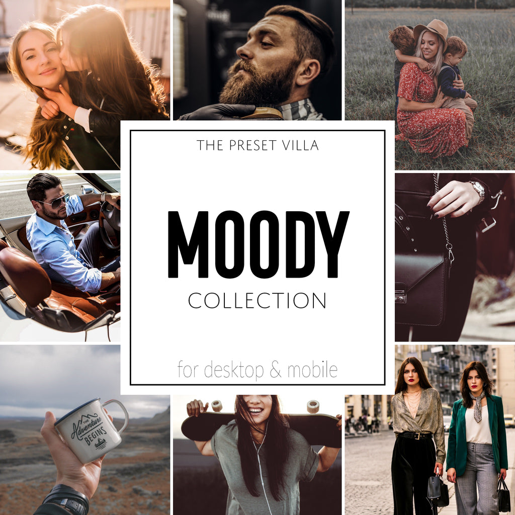 Moody Preset Collection