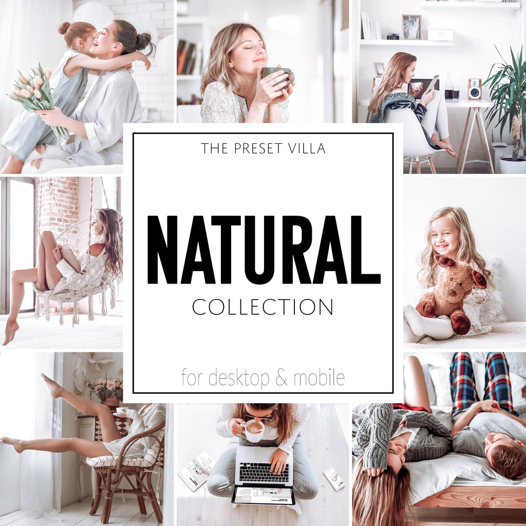 Natural Preset Collection