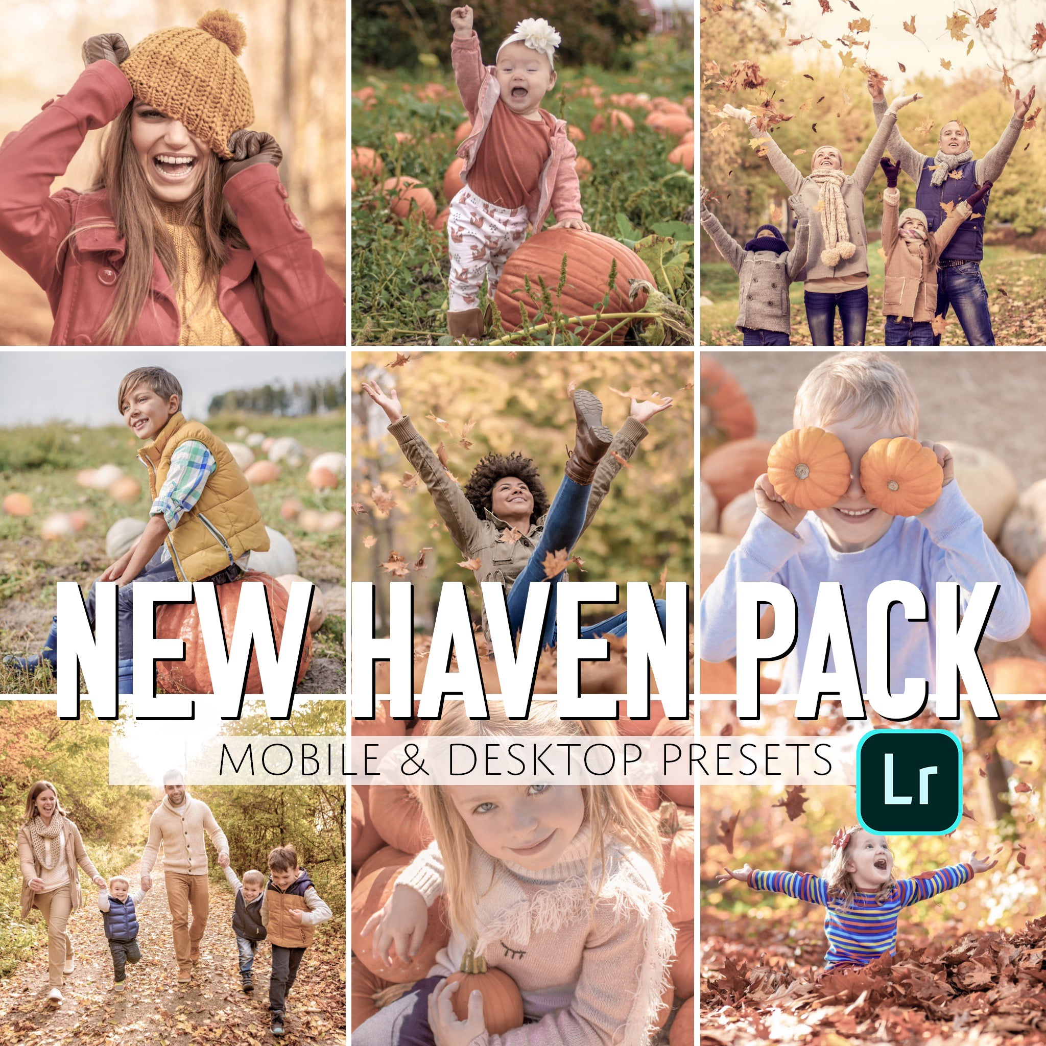 New Haven Mobile & Desktop Presets