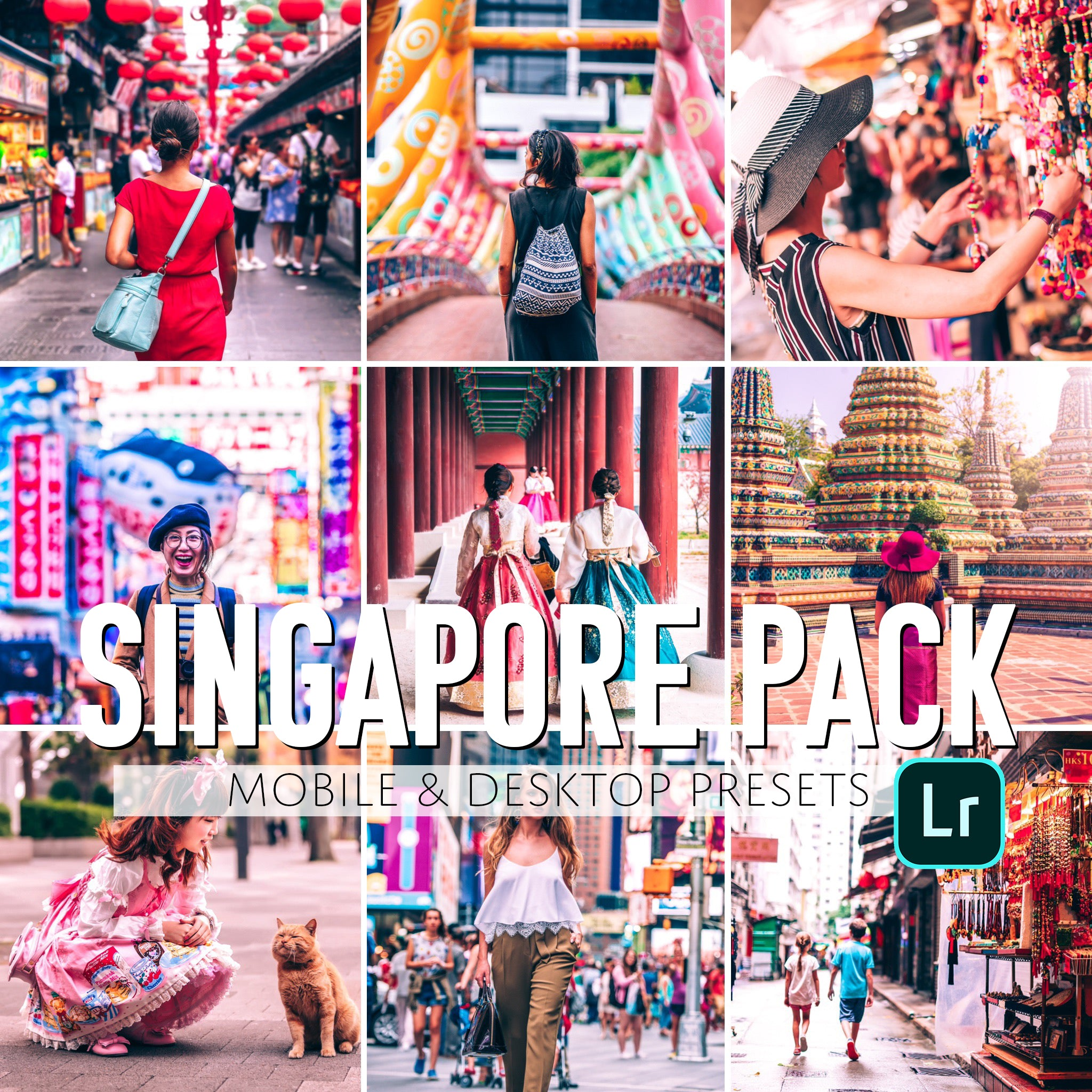 Singapore Mobile & Desktop Presets