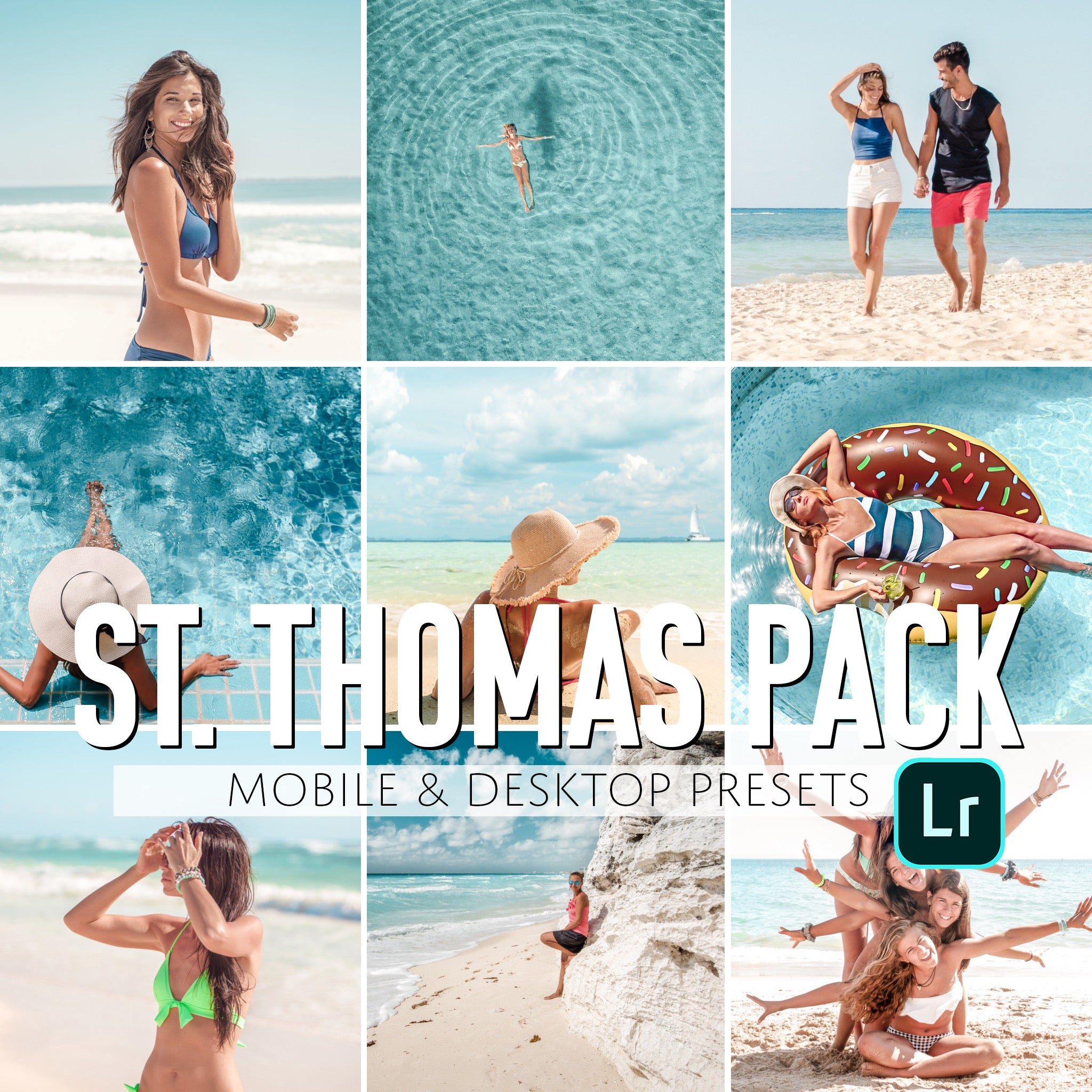 St. Thomas Mobile & Desktop Presets