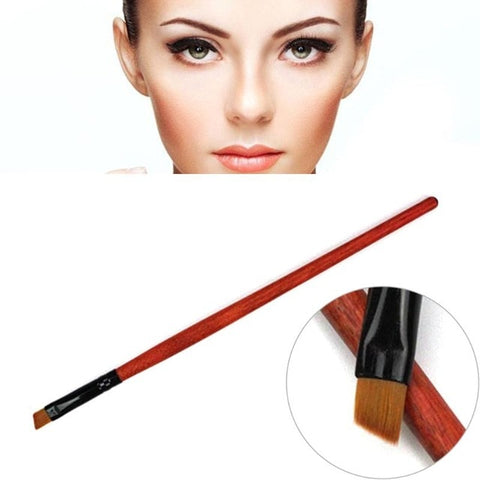 1PC New Makeup Brush Eyebrow Shadow Brush Tool Beauty Makeup tool Women Pro Cosmetics Make Up Free Shipping