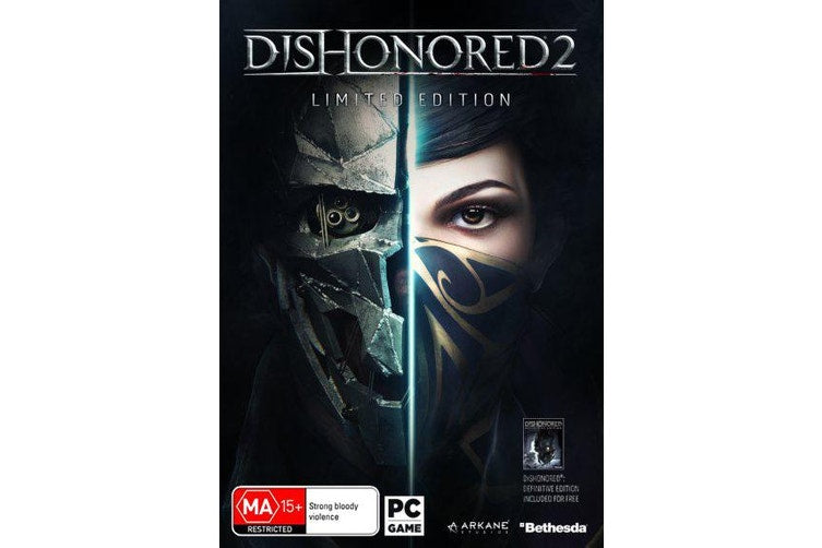Dishonored 2: Limited Edition PC Game