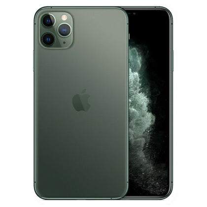 iPhone 11 Pro 256GB Midnight Green Cellular (A2160) Unlocked