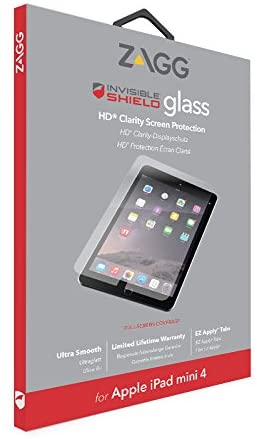 ZAGG Apple iPad Mini 4/5 InvisibleShield Glass+
