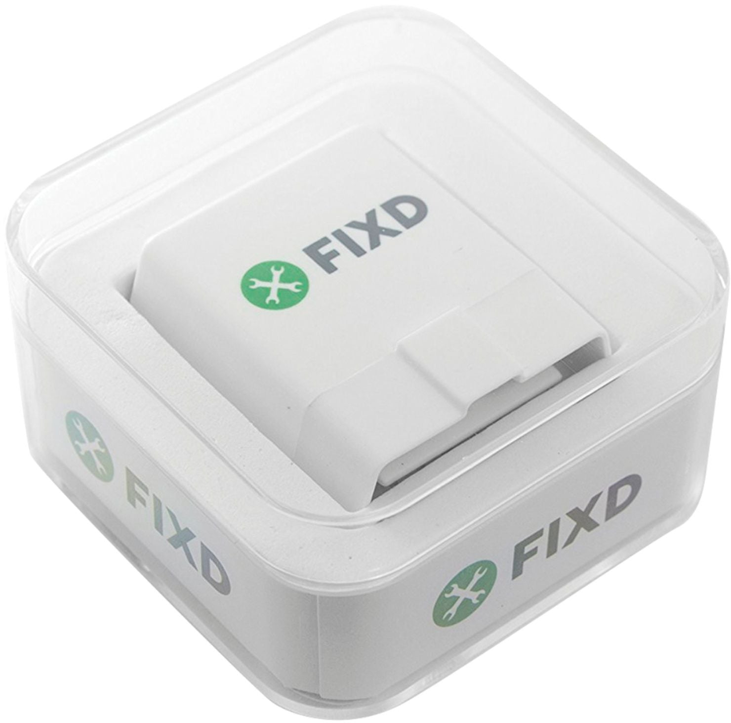 FIXD Vehicle Health Monitor - White