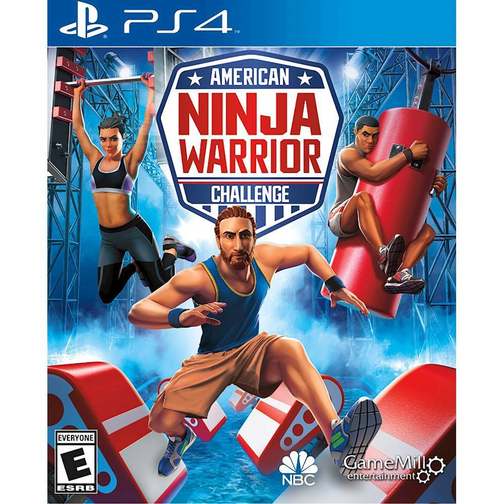 American Ninja Warrior Challenge - PlayStation 4