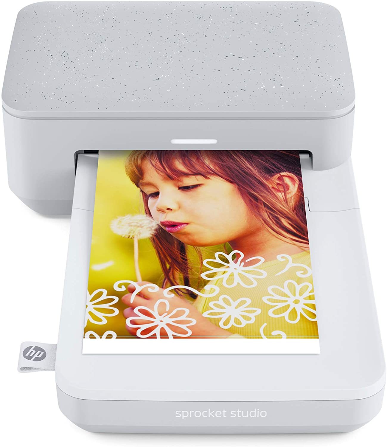 HP Sprocket Studio Portable Photo Printer (3MP72A BH1)