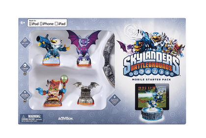 Skylanders Giants: Battleground Mobile Starter Pack for iPad