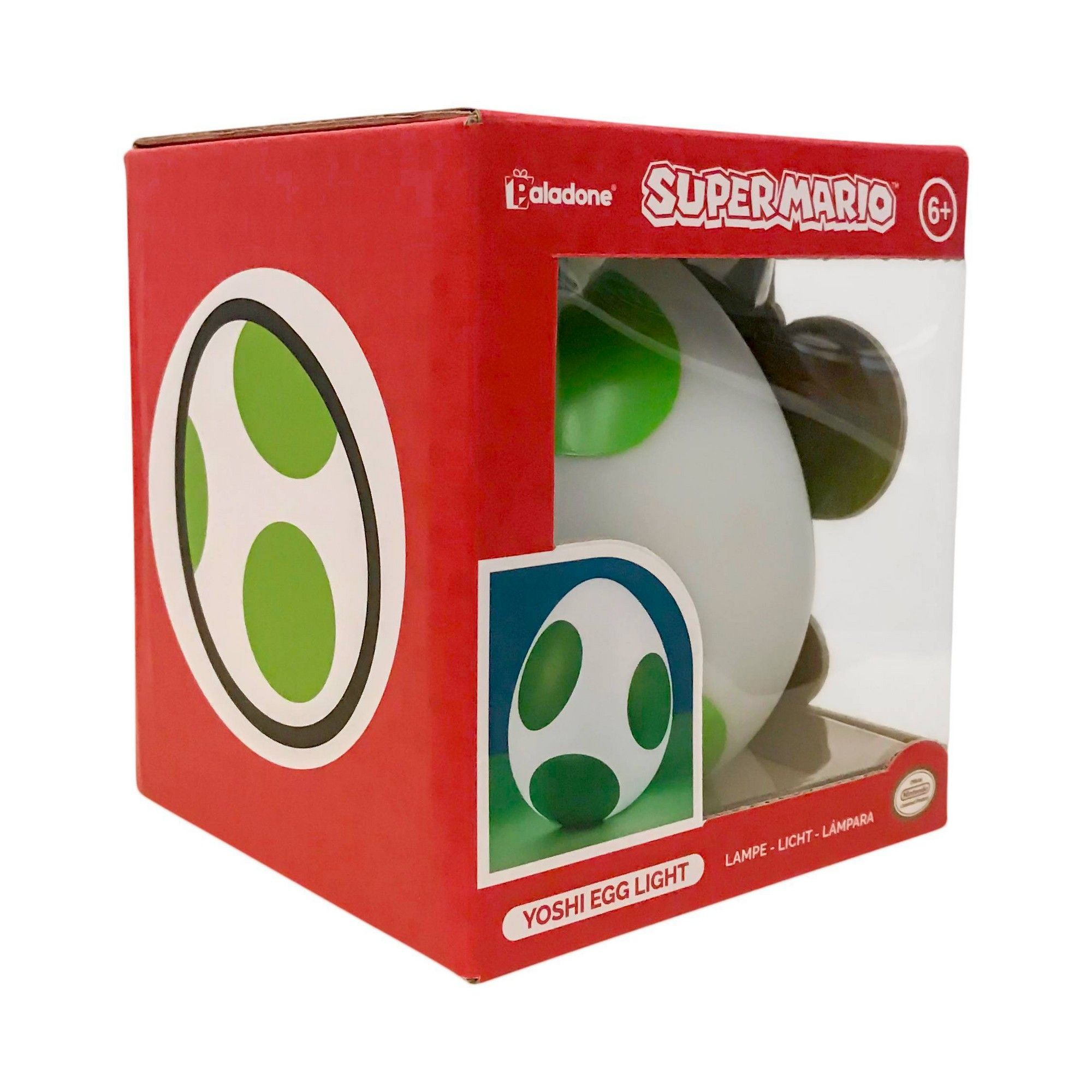 Nintendo Yoshi Egg 3D LED Light