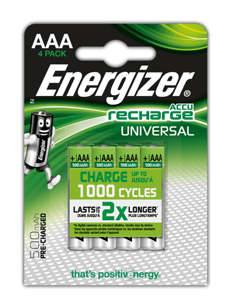 Universal Battery Energizer