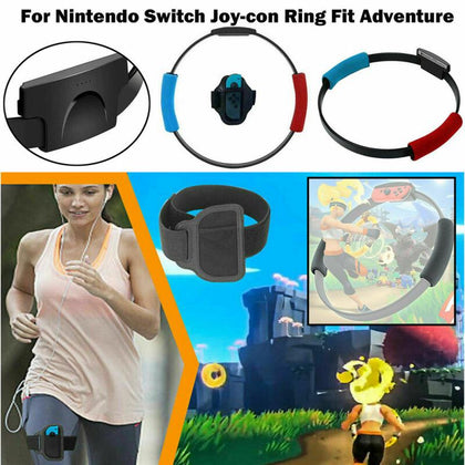 Fitness Ring Fit Adventure Fitness Healthy Sensor Ring