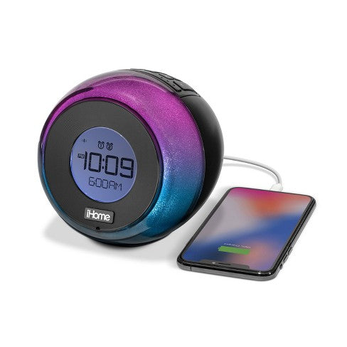 iHome Color Changing Clock Radio