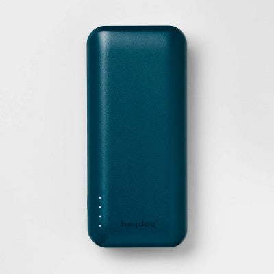 heyday™ 4000mAh Power Bank - Dark Teal