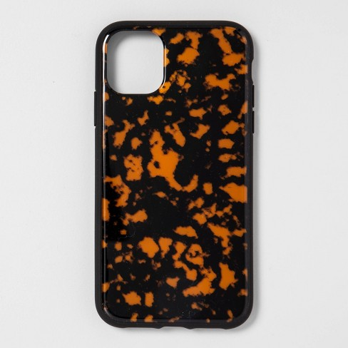 heyday™ Apple iPhone 11 Case - Tortoise