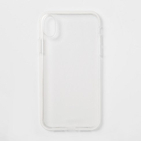 heyday™ Apple iPhone XS Max Case - Clear