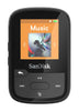 SanDisk Clip Sport Plus MP3 Player - Black (16GB)
