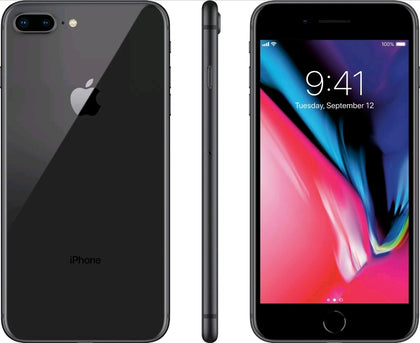 Apple IPhone 8 Plus GSM Unlocked Smartphone