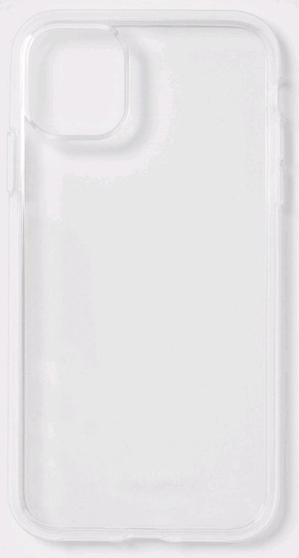 Heyday Apple  iphone 11 Case Clear