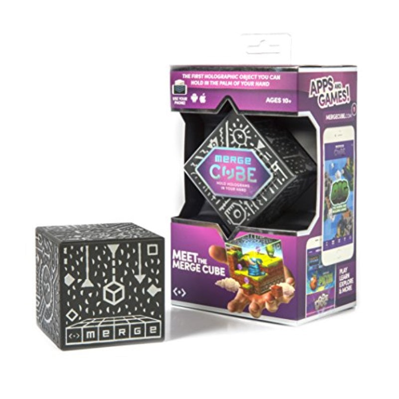 Merge Cube: Fun & Educational Augmented Reality Toy