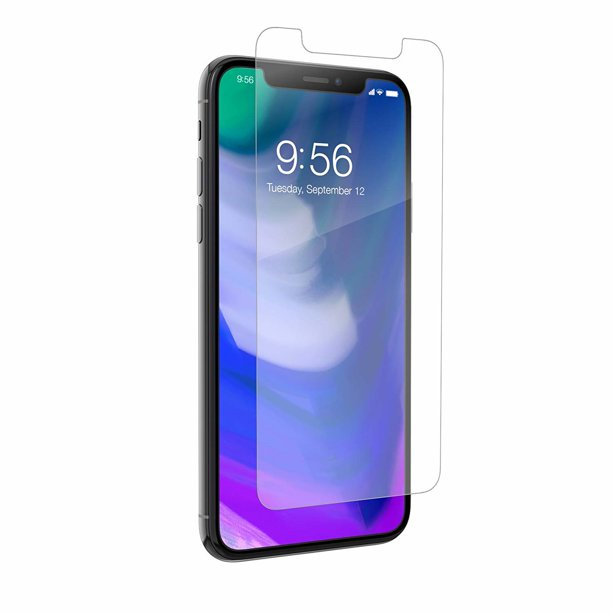 ZAGG Apple iPhone XS Max InvisibleShield Sapphire Defense Screen Protector