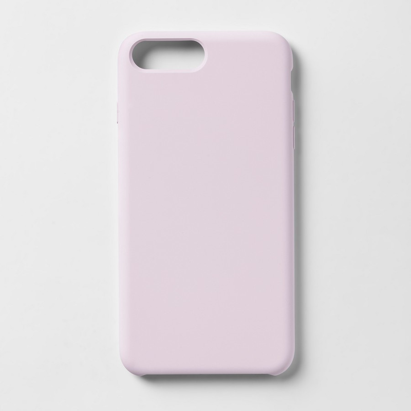heyday™ Apple iPhone 8 Plus/7 Plus/6s Plus/6 Plus Silicone Case - Pink