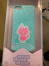 Apple iPod Touch 5th/6th Generation Case - More Than Magic™ - Teal/Pink Kittycorn