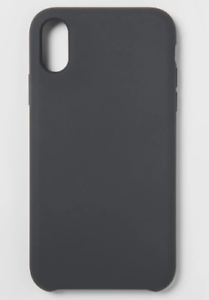 heyday™ Apple iPhone XR Silicone Case - Gray