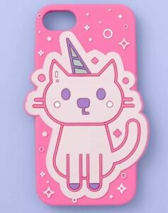Apple iPhone 8/7/6s/6 Case - More Than Magic™ - Pink Cattycorn